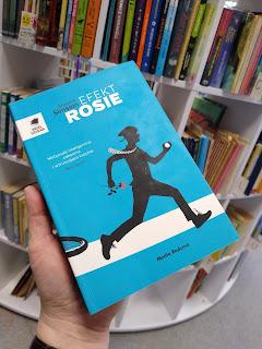 """Efekt Rosie"" Graeme Simsion - recenzja"