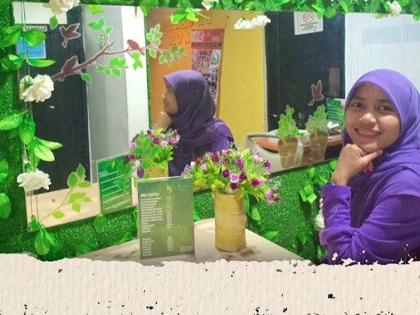 Nyobain Me Time di De Green Salon & Spa Muslimah Cempaka Putih
