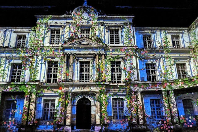 Loire Valley Castles: Son et Lumiere at Château Royal de Blois