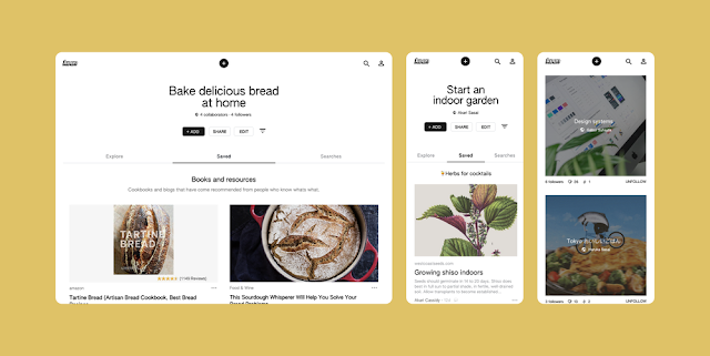 Google launches Keen an AI-powered Pinterest-like App