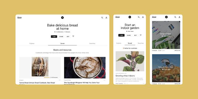 Google launches Keen an AI-powered Pinterest-like App