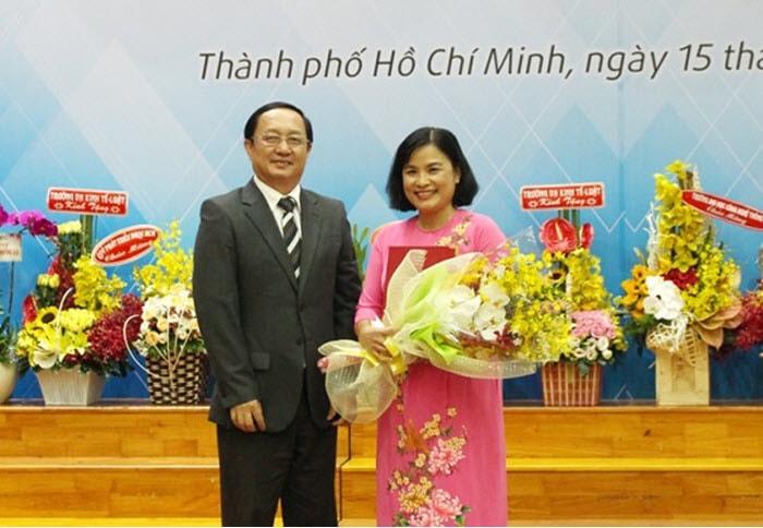 Đại học Khoa học Xã hội và Nhân văn TPHCM có nữ hiệu trưởng đầu tiên