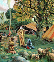 Abraham a Blessing to the nations