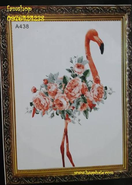 Tranh son dau so hoa o Thuy Phuong