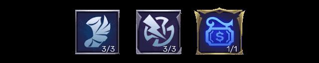 Emblem Karina Tersakit