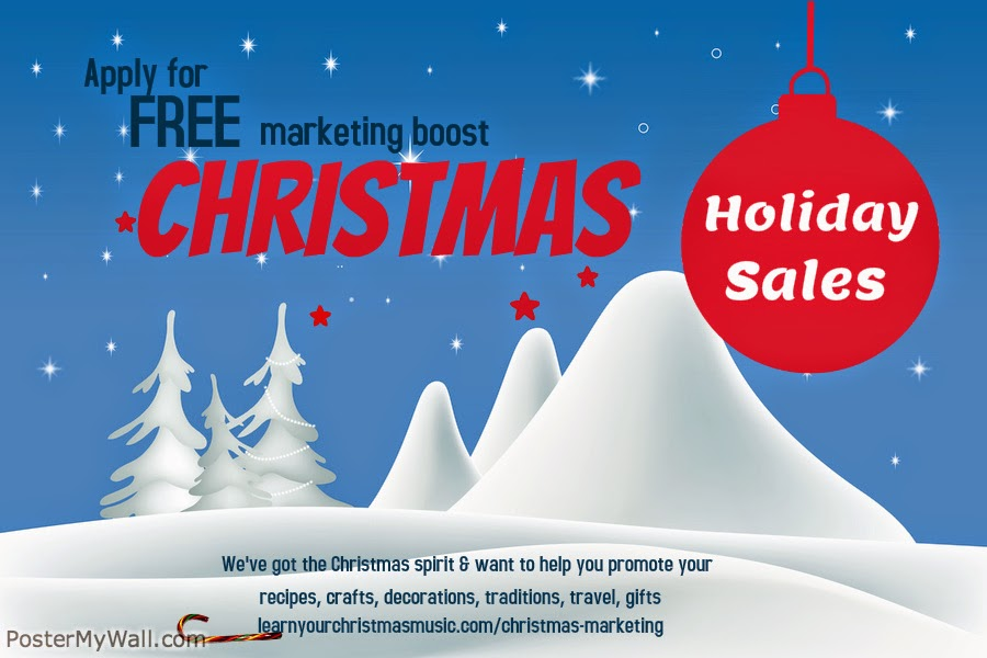 Christmas Holiday Marketing Online