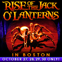 Rise of the Jack O Lanterns Boston _ Halloween New England