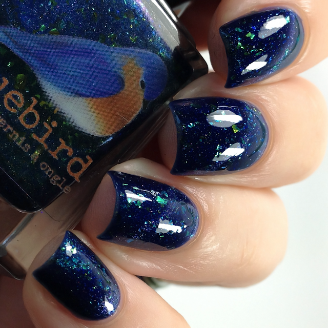 Bluebird Lacquer-Circle of Fiends