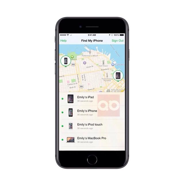 Aplikasi Find My iPhone Sedang Beraksi