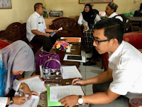 Kemenag Aceh Barat, Lakukan Penilaian  Untuk Madrasah Berpretasi  2017