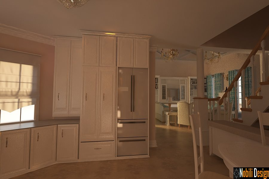Design interior case la cheie - Bucuresti - pret