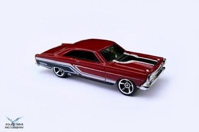 "Hot Wheels, ""66 Ford Fairlane  GT"