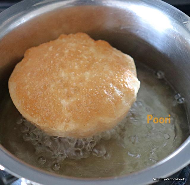 Puffed Poori