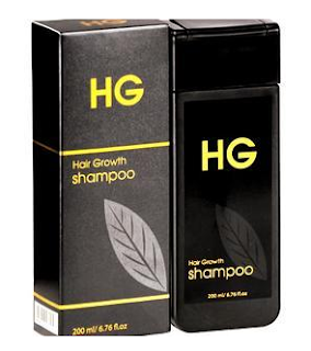 2. HG Hair Growth Shampoo