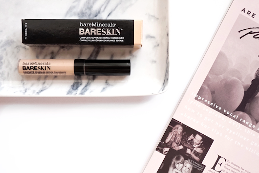 The Concealer Everyone Is Talking About | bareMinerals BareSkin Serum Concealer