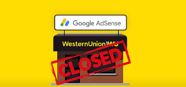 جوجل ادسنس يلغي خدمة التحويل عبر الويسترن يونيون ما الحل