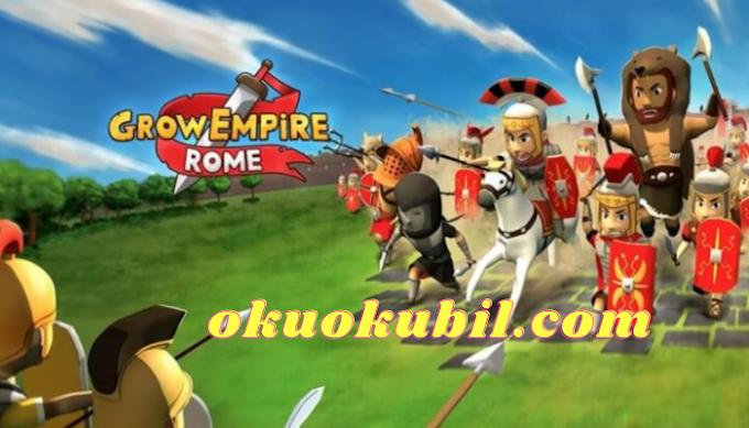 Grow Empire Rome v1.4.61 Romalı Asker Para Hileli Mod Apk İndir