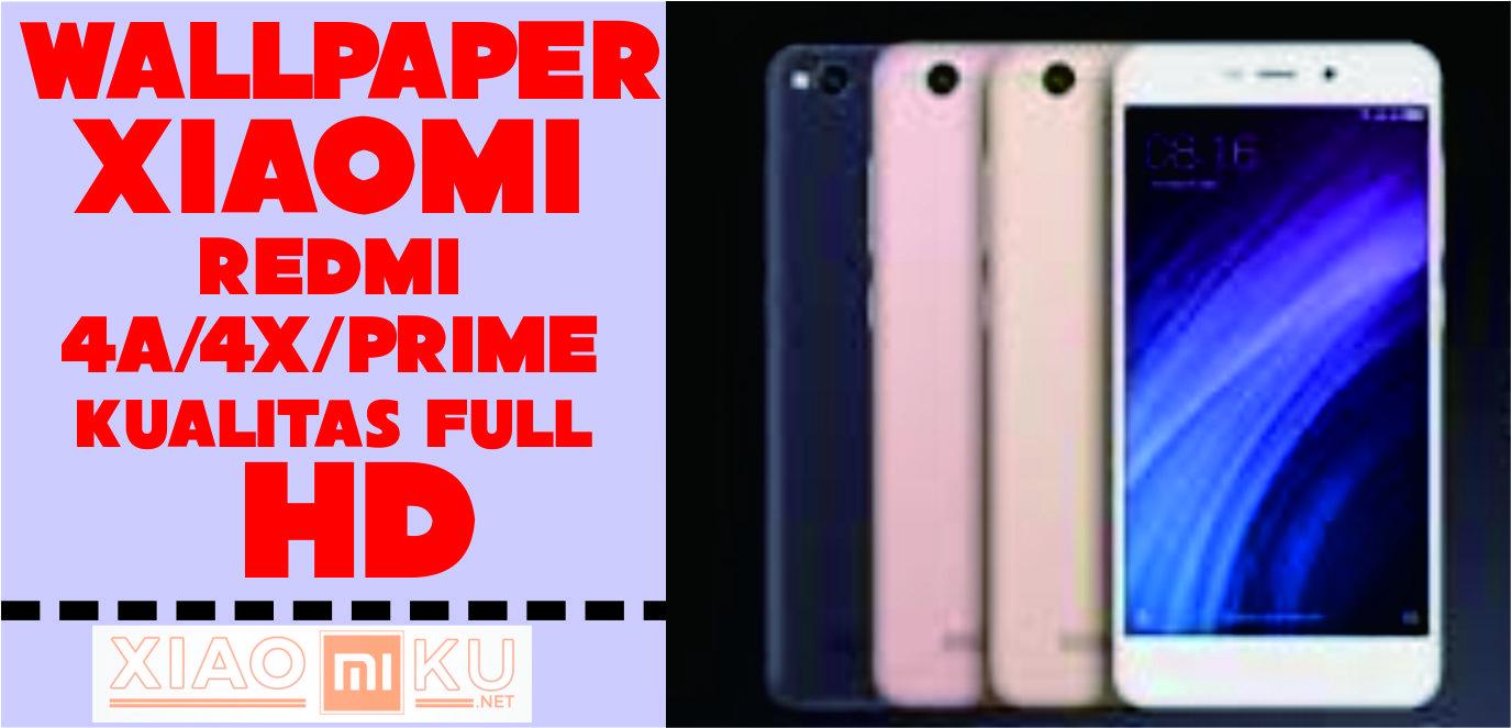Wallpaper Hp Xiaomi 4a Keren
