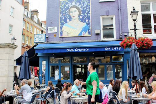 Cafe Creperie - St Christopher's Place