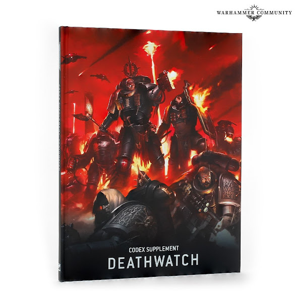Códex Deathwatch ed especial