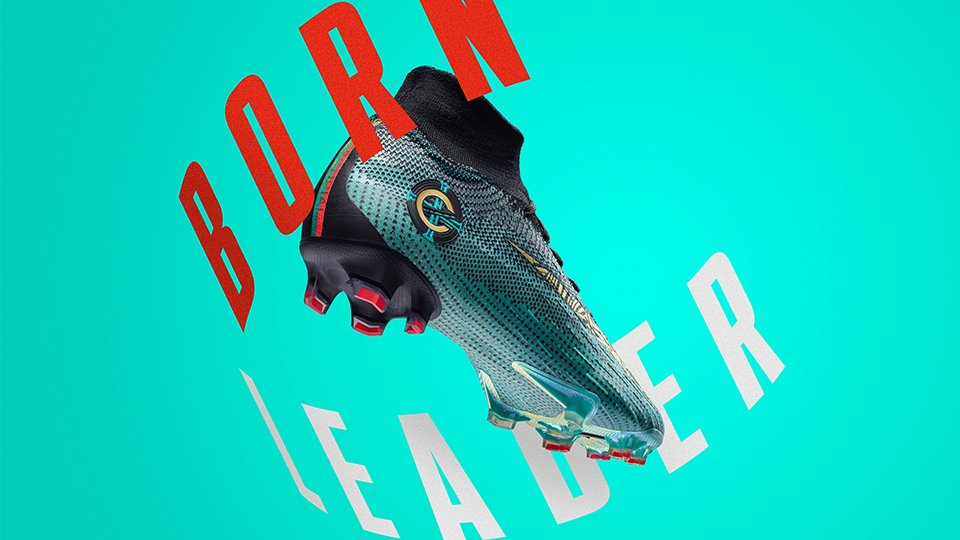 many fashionable super popular pre order ultigamerz: PES 2017 Nike Mercurial Superfly CR7 Born Leader ...