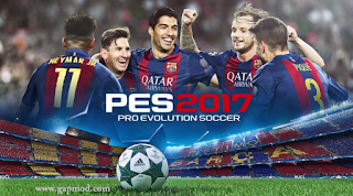 Update Pro Evolution Soccer PES 2017 v1.0.0 Apk Android