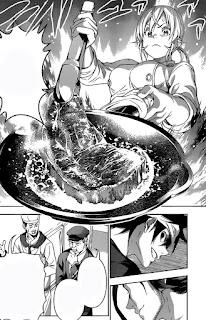 Reseña de Food Wars: Shokugeki no Soma vol. 24 - Panini Manga