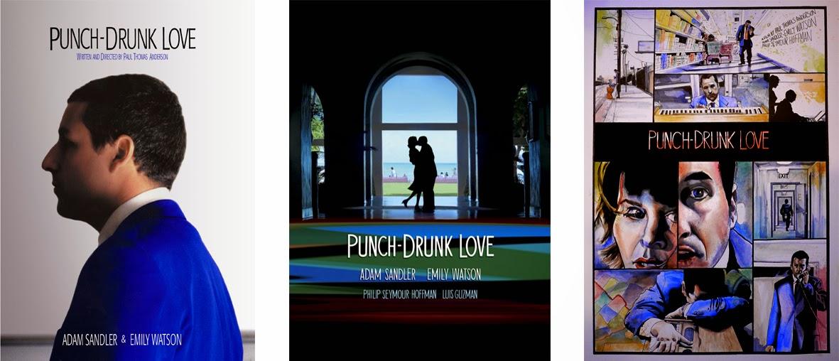 Punch-Drunk Love - Lewy sercowy (2002)