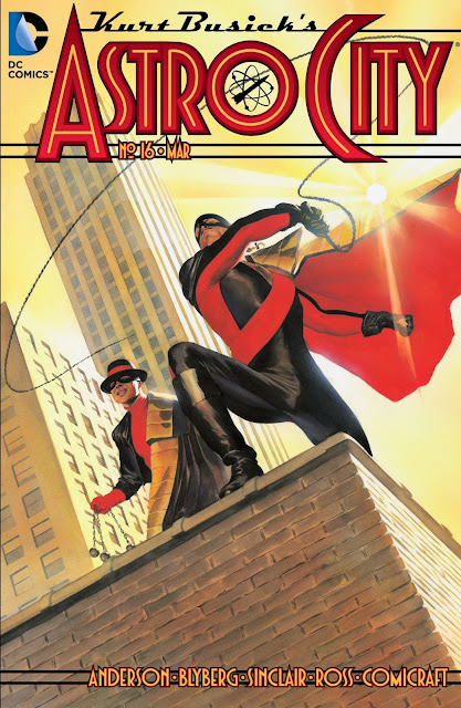 Episode #041 - Welcome to Astro City #19 Vol.2 #16-17 Tarnished Angel Part III and IV