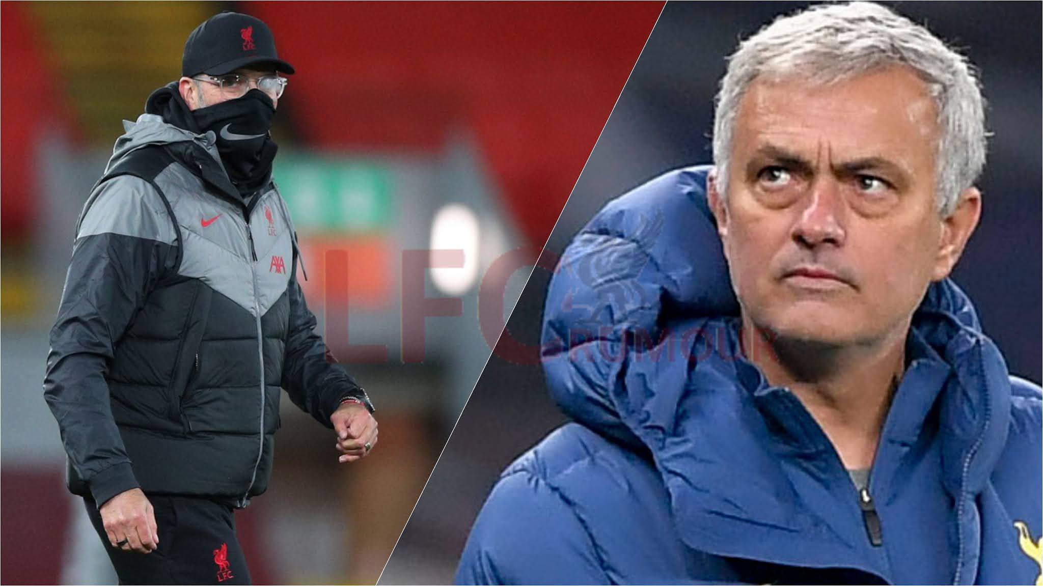 Jose Mourinho tells Jurgen Klopp to adapt to hectic Premier League fixture schedule.