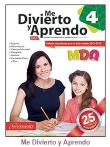 MDA 4 Me Divierto y Aprendo 4 Bloque 3
