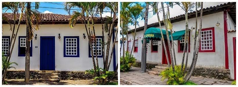Residência em Catas Altas e Hotel Genebra em São Miguel: minissérie Se Eu Fechar os Olhos Agora. Foto do cenário: Marilane Batista/Ascom