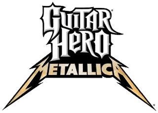 Logo del Guitar Hero Metallica