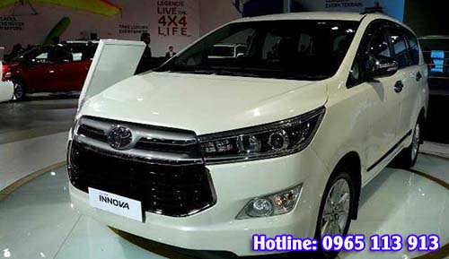 Toyota Innova Hải Phòng