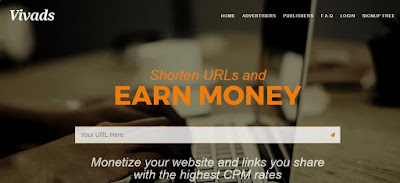 high url shortener 2018,trusted,vivads,best cpc and cpm