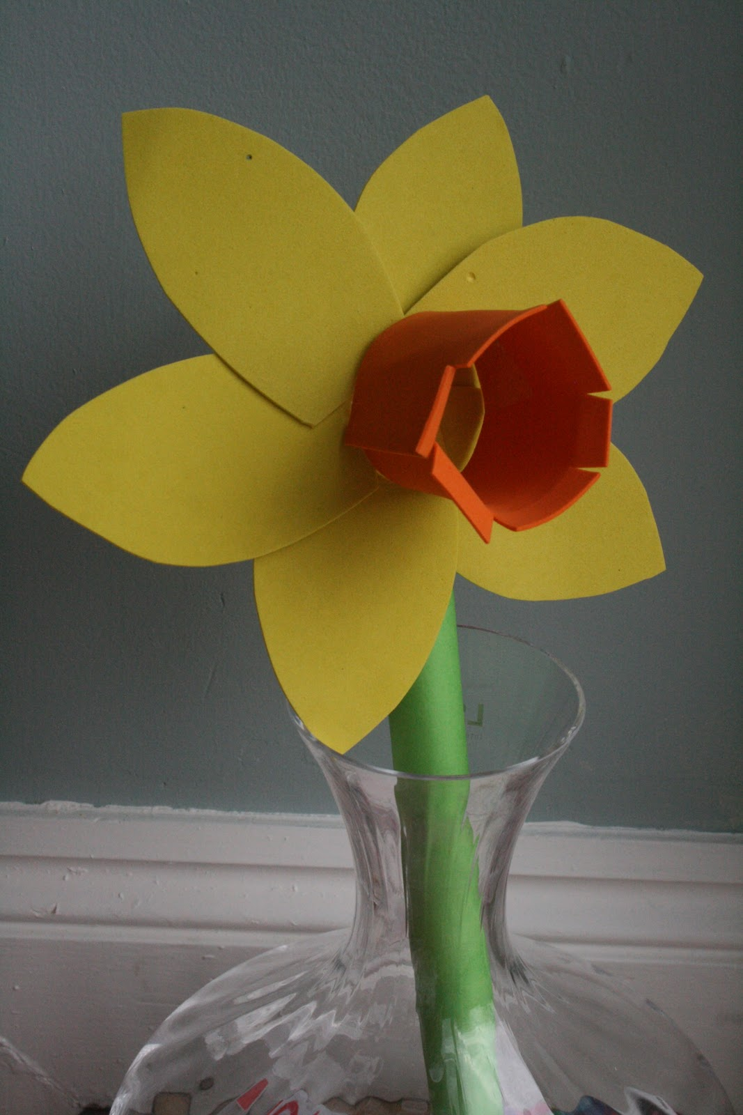 St Davids Day Craft To Make For Children