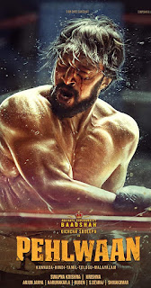 Download Pailwaan (2019) Full Movie HDRip 480p