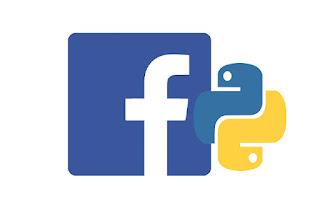 facebook - python3