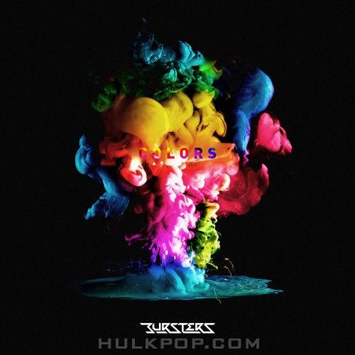 BURSTERS – Colors – Single