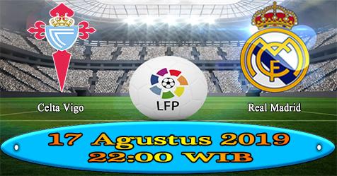 Prediksi Bola855 Celta Vigo vs Real Madrid 17 Agustus 2019