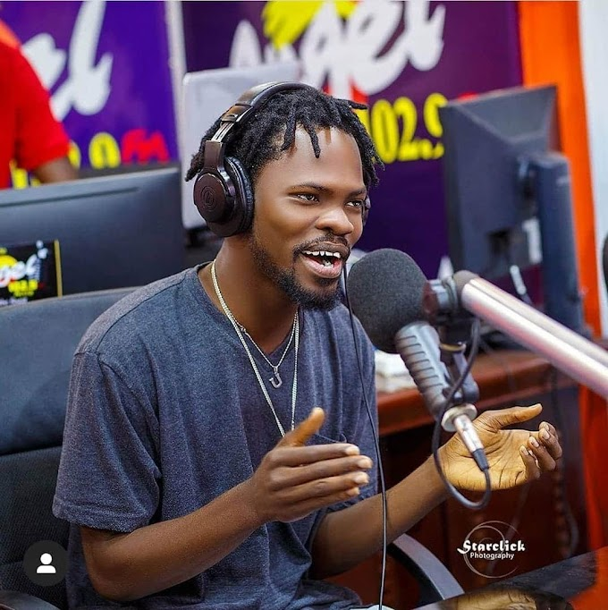 Fix your attitude; just practice what you preach – Fameye blasts #FixtheCountry protestors