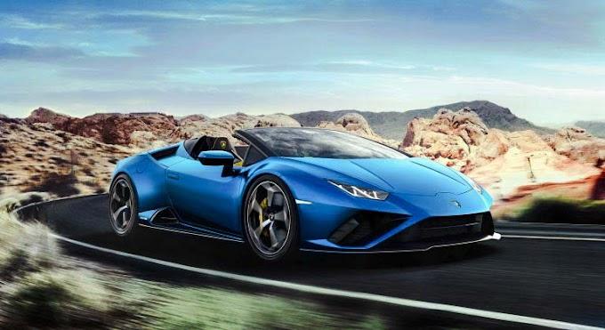 Newest Lamborghini Convertible Rear Wheel Drive