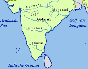 mahanadi-cauvery-river