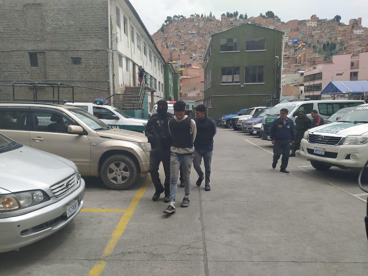 Nuevamente los migrantes venezolanos protagonizan actos delictivos en La Paz / ÁNGEL SALAZAR