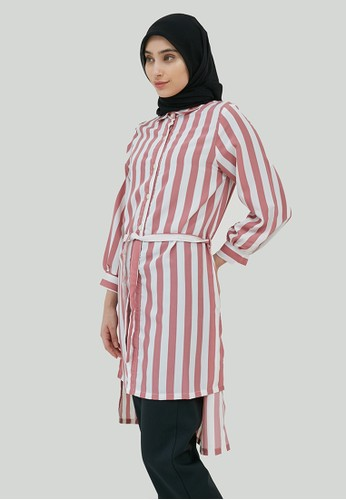 Shirt Motif Stripes