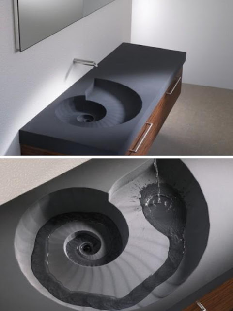 Creative Washbasins and Cool Washbasin Designs (15) 5