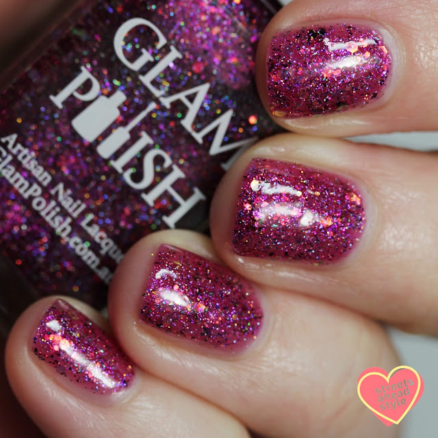 Glam Polish Case Full of Magical Creatures 2.0 swatch by Streets Ahead Style