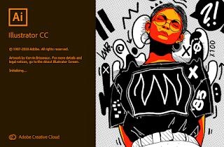 Download Gratis Adobe Illustrator CC 2019 Full Version