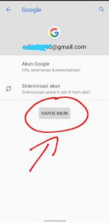 3 Cara Menghapus Salah Satu Akun Gmail di Android