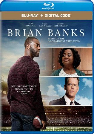 Brian Banks 2018 BluRay 300MB Hindi Dual Audio 480p